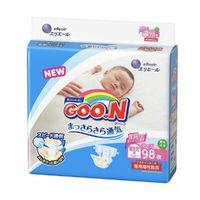 Goo.n diapers nb size 98 count
