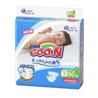 Goo.n diapers s size 90 count