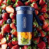 Morphy richards portable blender and fruit juice mixer