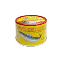 Old fisherman blue mackerel chunks in chili tomato sauce