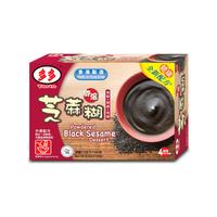 Torto black sesame dessert