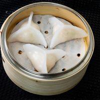 Crab dumpling