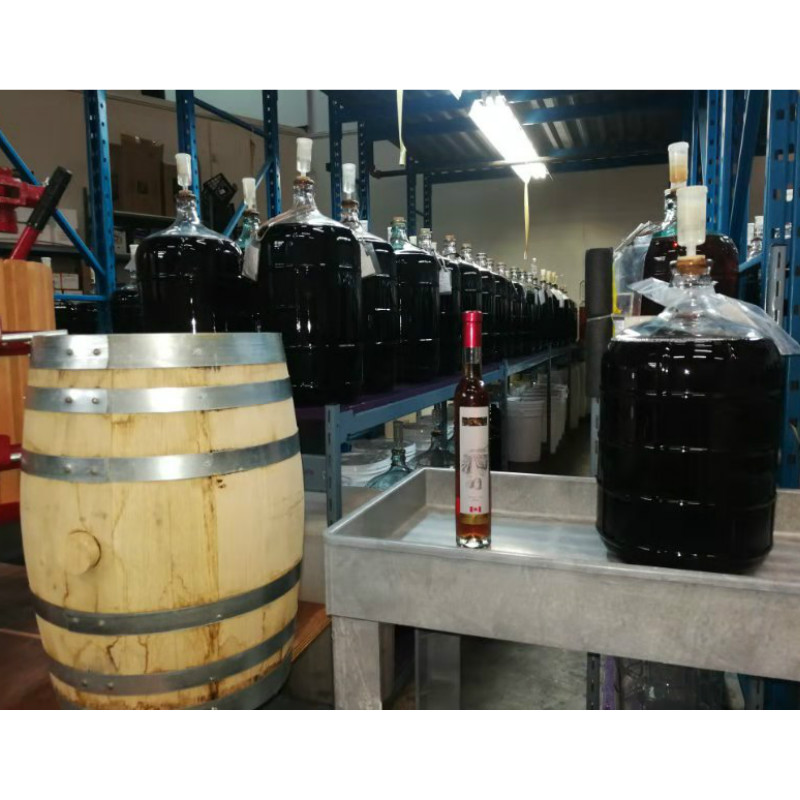 Cab france red ice wine 11.3l