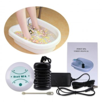 Mini detox machine ion cleanse ionic foot bath