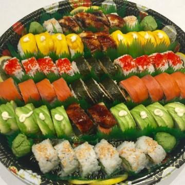 Party tray 09 54pcs