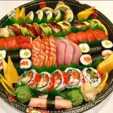 Party tray 14 45pcs
