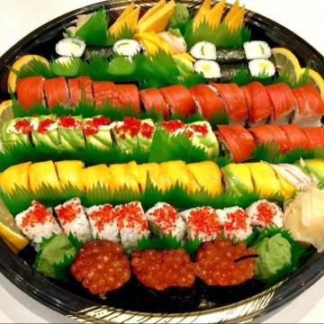 Party tray 15 63pcs