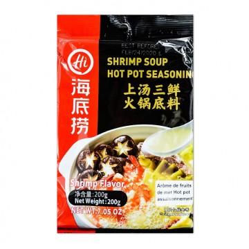 Hdl-shrimp hot pot base