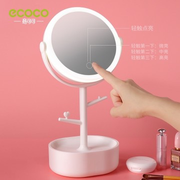 Usb mirror and jewel case