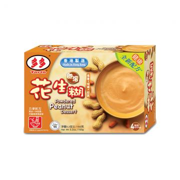 Torto peanut dessert