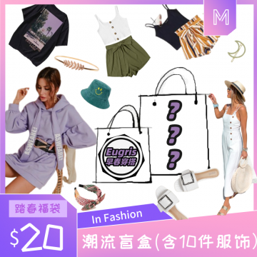 Fashion lind box (including 10 clothing & accessories)