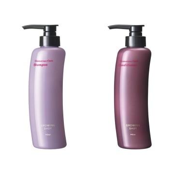 www.hommi.jp pola growing shot shampoo/conditioner