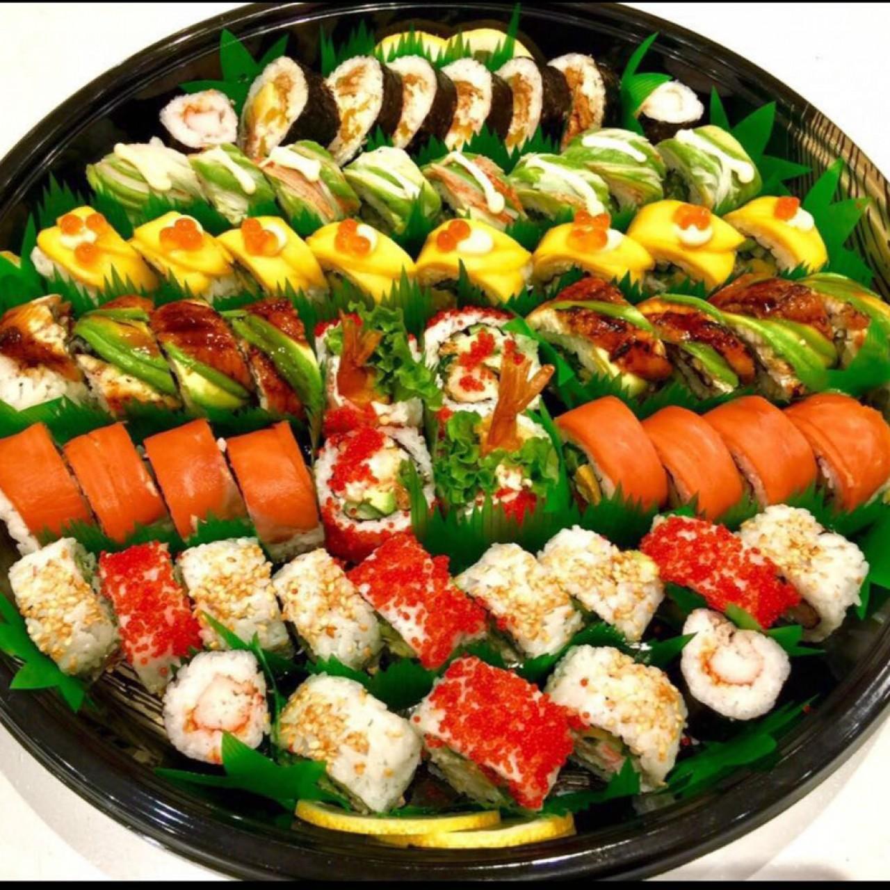 Party tray 08 52pcs