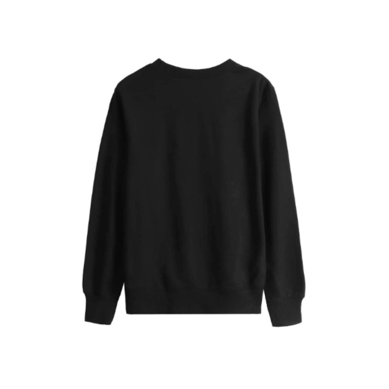Hands and graphic print sweatshirt xxl
